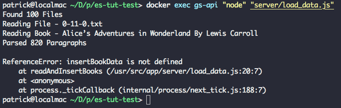 Building a Full-Text Search App Using Docker and Elasticsearch